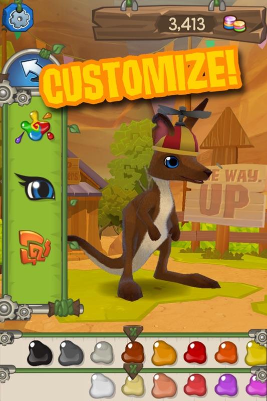 AJ Jump: Animal Jam Kangaroos! - Online Game Hack and Cheat
