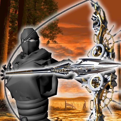 A Hero Ninja - Best Bow And Arrow Archery icon