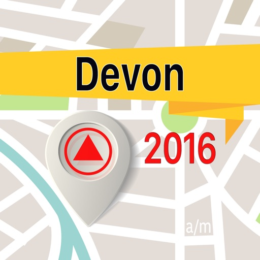 Devon Offline Map Navigator and Guide