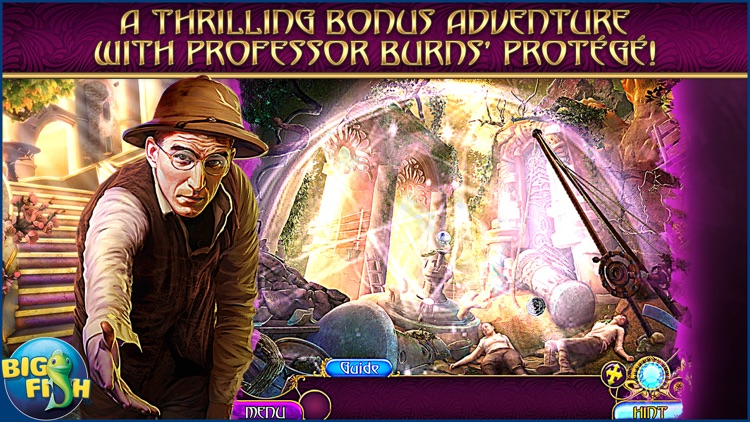Amaranthine Voyage: The Shadow of Torment - A Magical Hidden Object Adventure (Full) screenshot-3