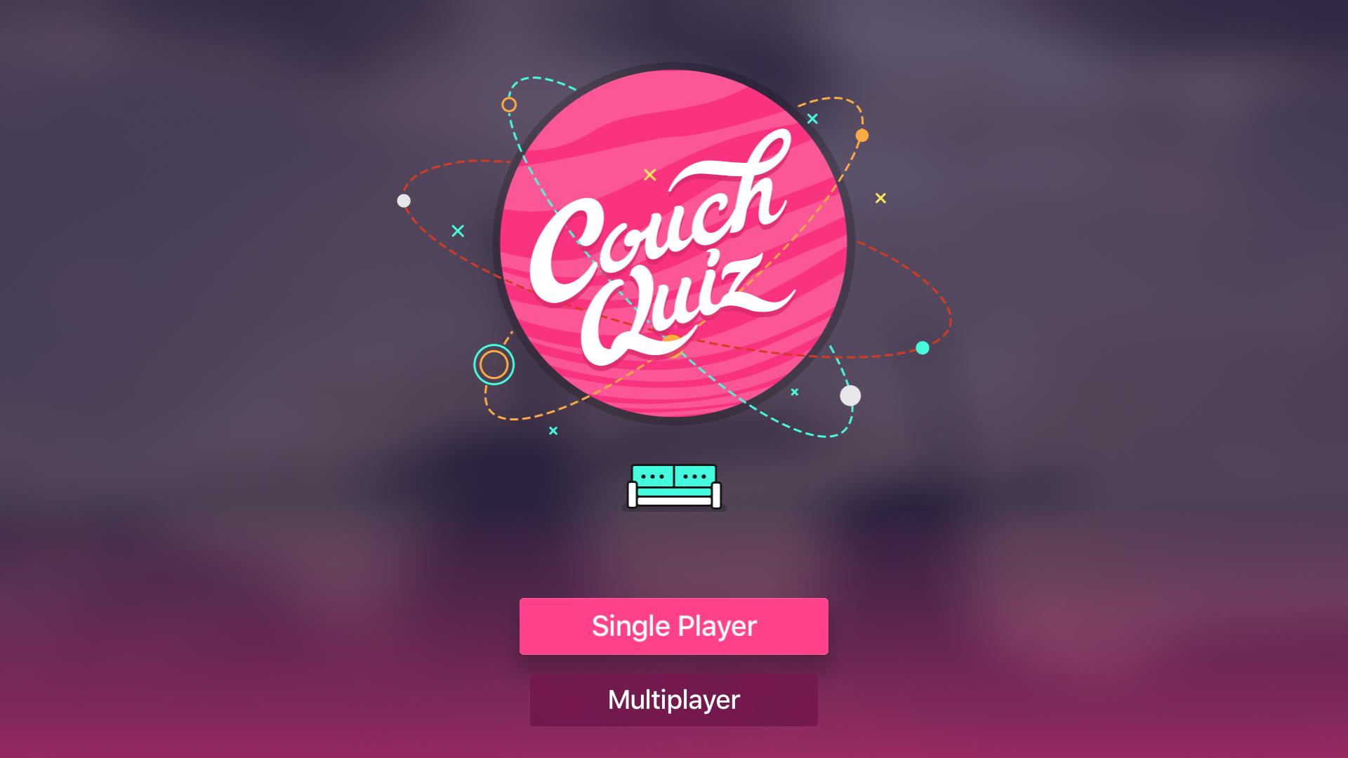 CouchQuiz Multiplayer Trivia screenshot 7