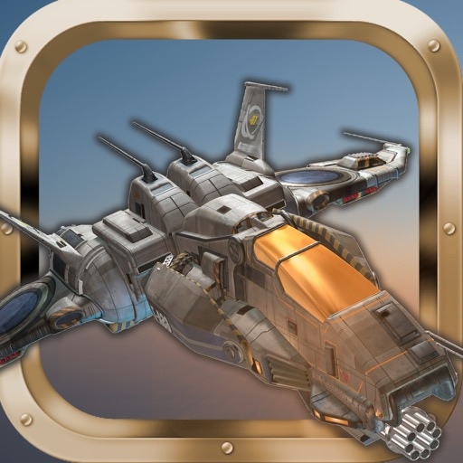 3D Speed Flight Aircraft icon