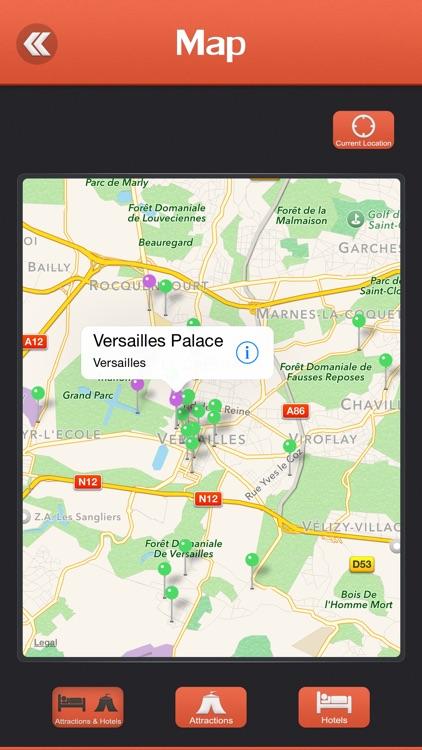Versailles Tourism screenshot-3
