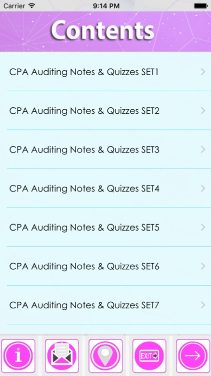 CPA Auditing Q&A Exam review 2700 Study Note screenshot-4