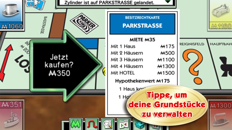 MONOPOLY Game screenshot-4