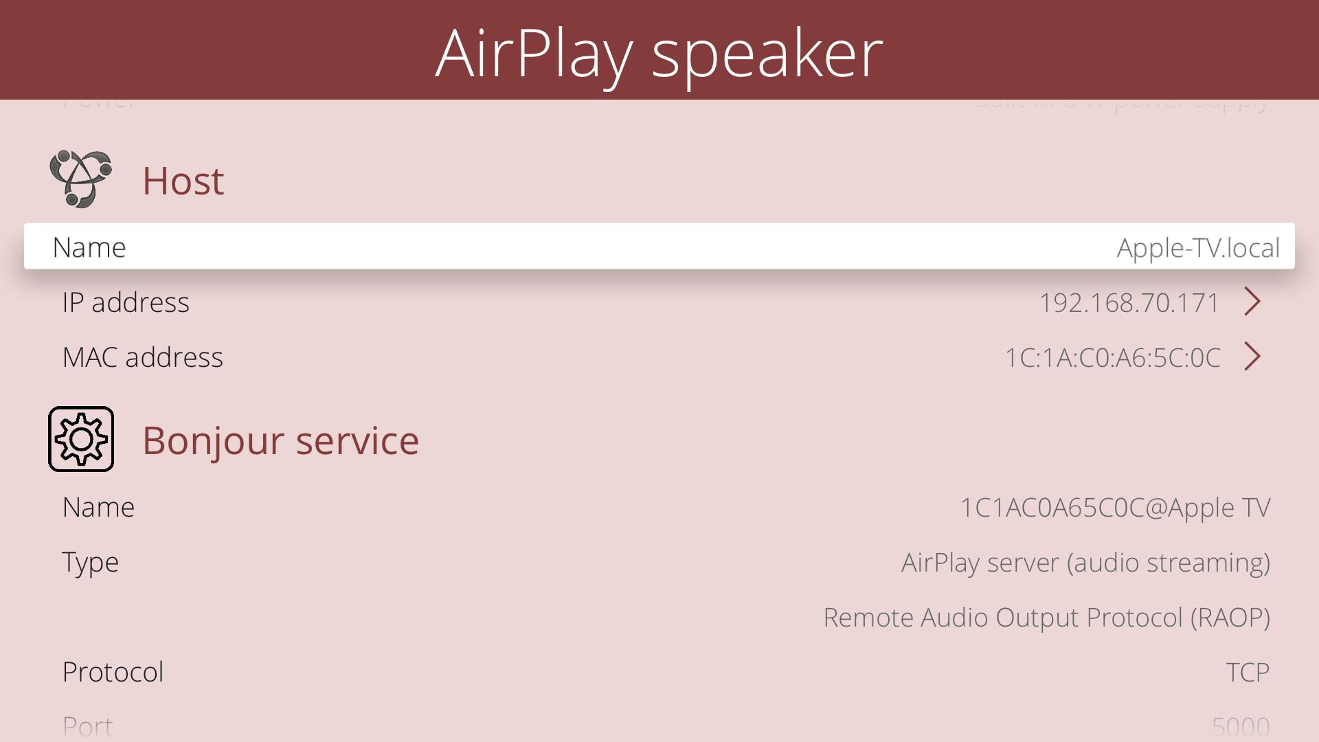 Speaker Discover screenshot 15