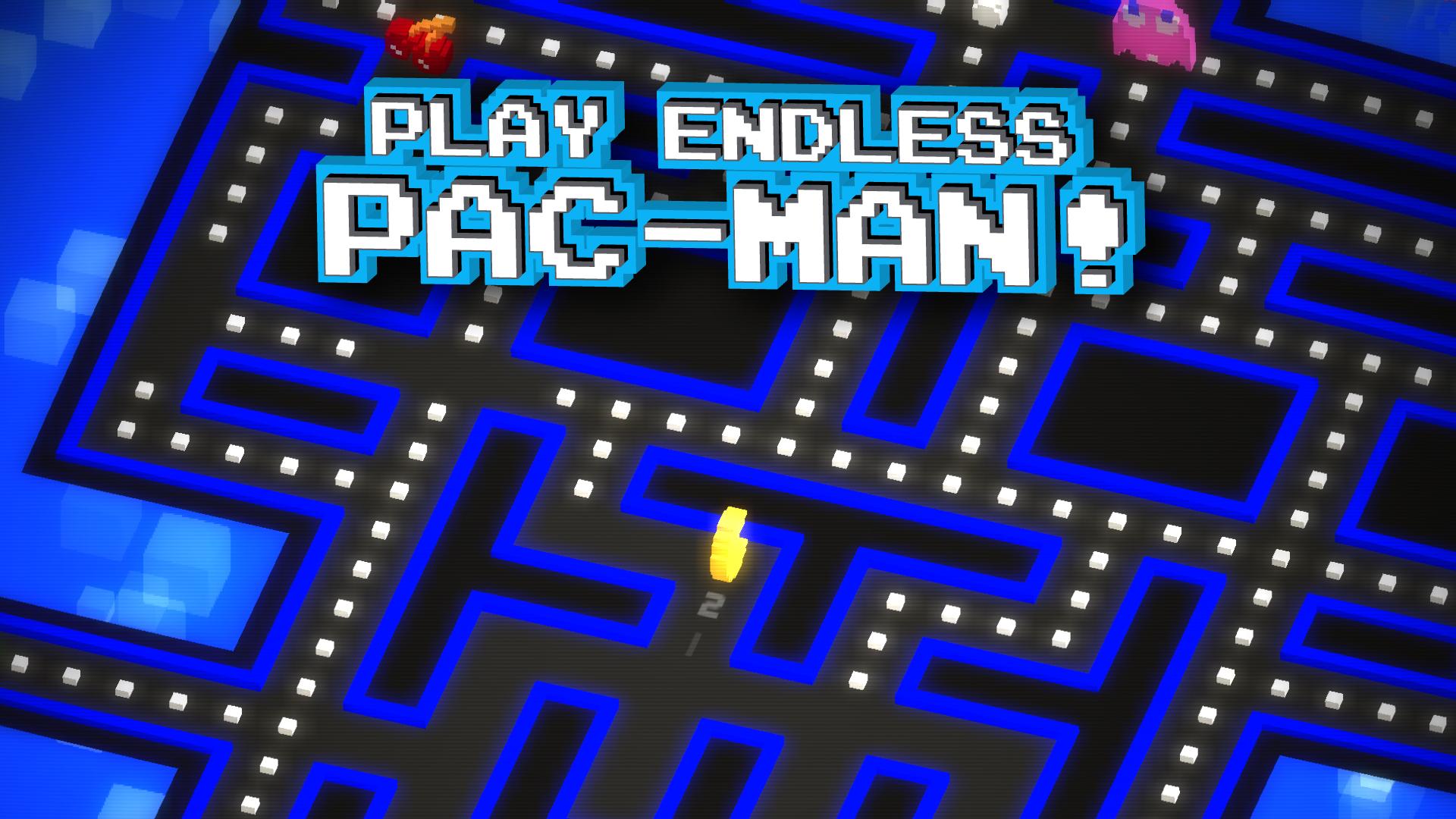 PAC-MAN 256 - Endless Arcade Maze screenshot 11