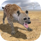 Hyena Life Simulator 3D icon