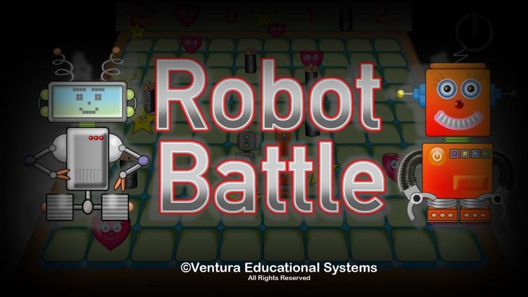 Robot Battle Code Camp