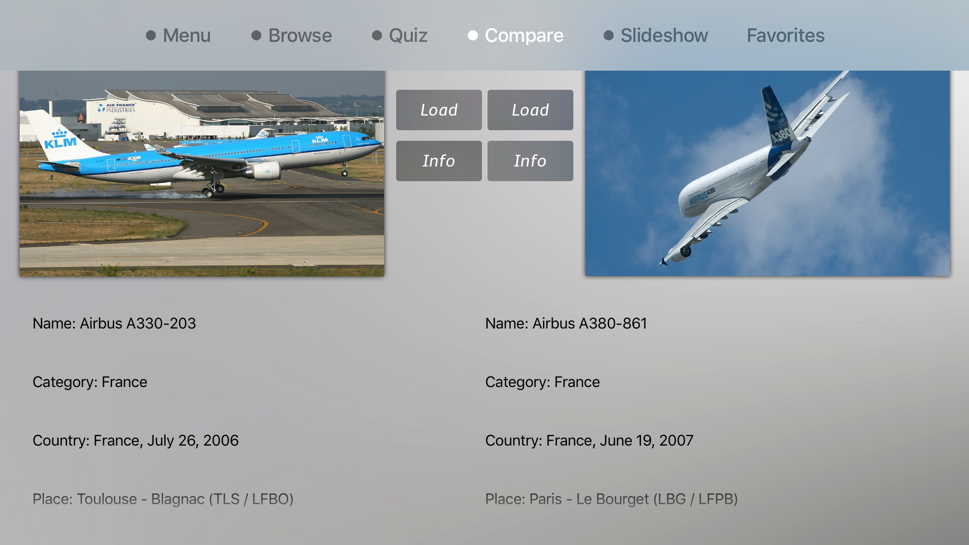 Franch Airliners Kit screenshot 11