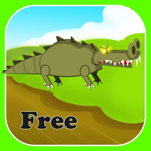 Crocodile Adventure Game Free iOS App