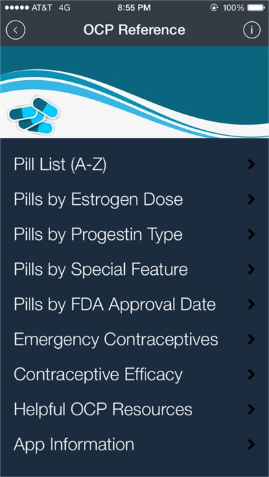 Oral Contraceptives review screenshots