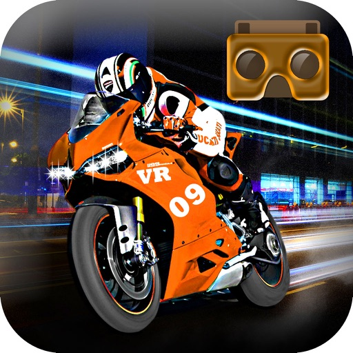 VR Bike Race icon