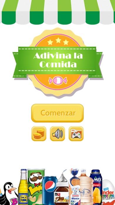 Adivina la Comida screenshot one