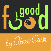 Good Food By Alexa Iwan app review