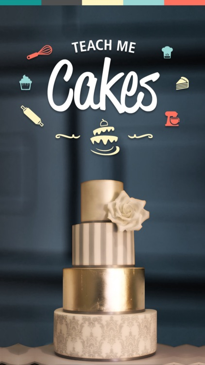 Teach Me Cakes