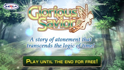 Screenshot from RPG Glorious Savior