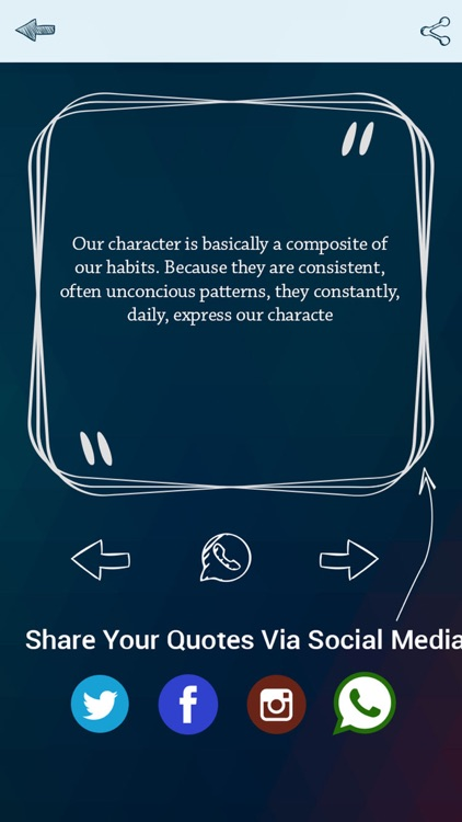 Daily Inspirational Quotes - Famous & Positive Inspirational & Motivational Quotes of the day screenshot-3
