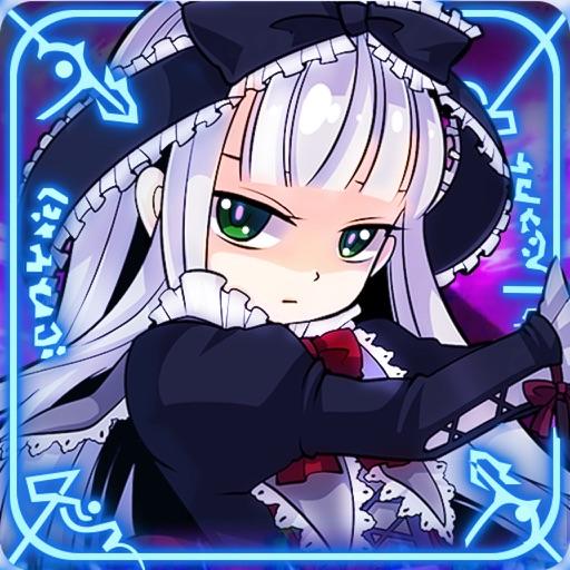 オルタナマジック - 魔女戦記◆協力プレーパズルRPG