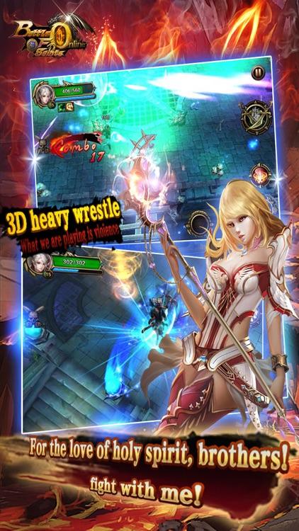 Battle Of The Saints Online screenshot-4
