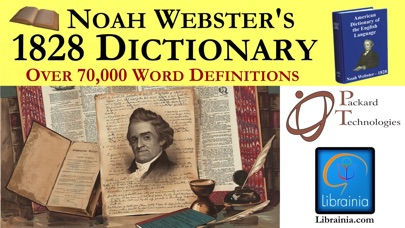 Screenshot for 1828 Webster Dictionary in United States App Store
