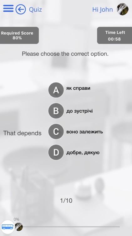 Learn Ukrainian via Videos by GoLearningBus