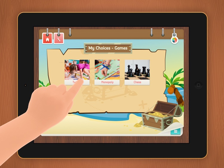 Me & My Choices – Play and learn to express your preferences, for kids with Autism and other Special Needs screenshot-4
