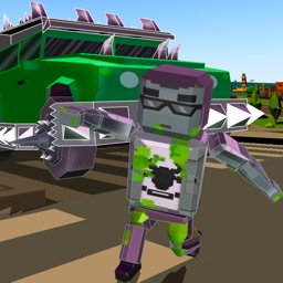 Zombie Smashy Death Race 3D