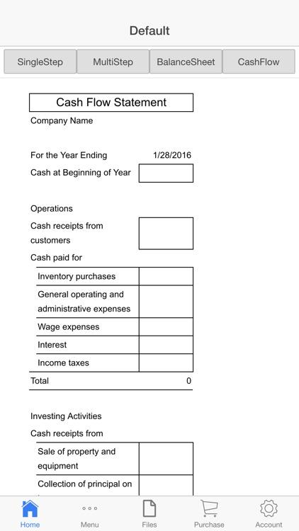 Company Books screenshot-3