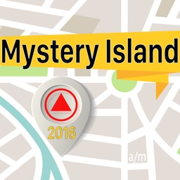 Mystery Island Offline Map Navigator and Guide