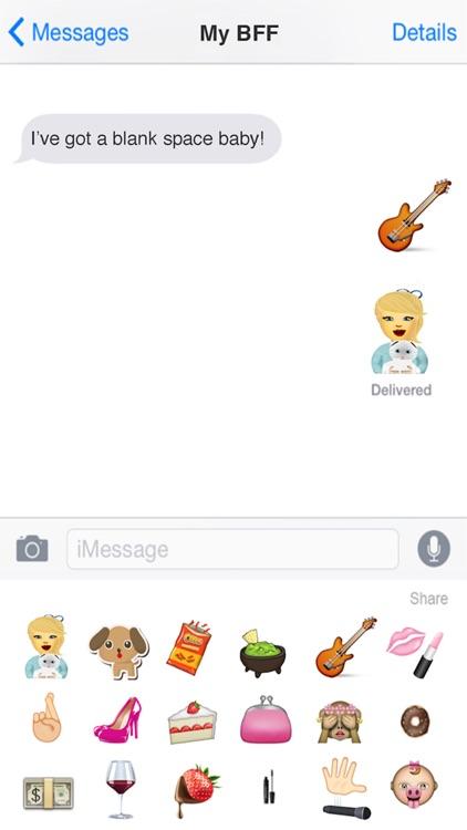 Emojis by Taylor