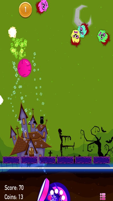 Zombies Drop - Join The Shooter Mania And Make 'Em Disappear Like Stupid Bubbles screenshot four