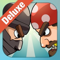 Activities of War Games: Pirates Versus Ninjas - A 2 player and Multiplayer Combat Game Deluxe