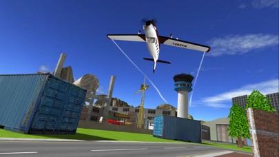 Airdroid 3D : RC 飛行機のフライトシミュレータのスクリーンショット1