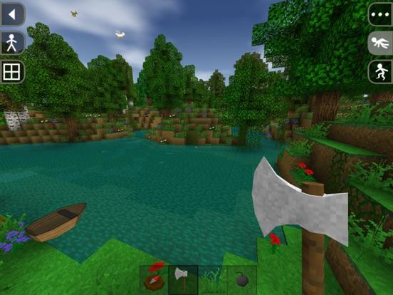 Survivalcraft iPad