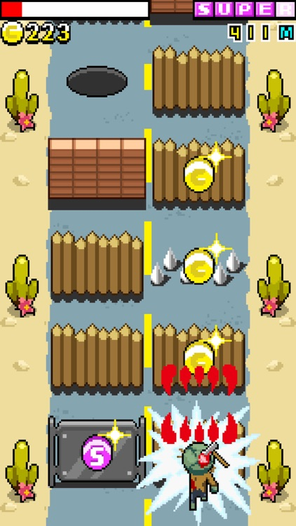 SPEED BURSTER screenshot-3