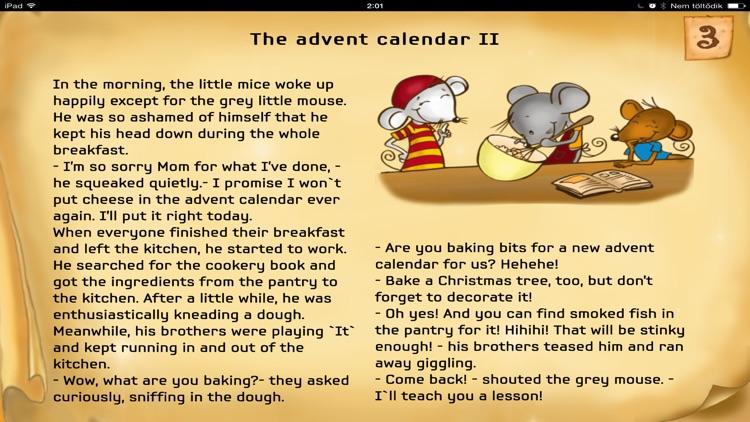 Advent Story Calendar screenshot-4