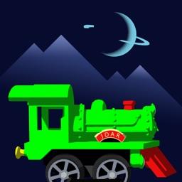 Alpine Train 3D - top scenic railroad simulator game for kids