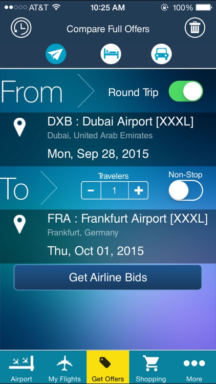Dubai Airport DXB +Flight Tracker screenshot-2