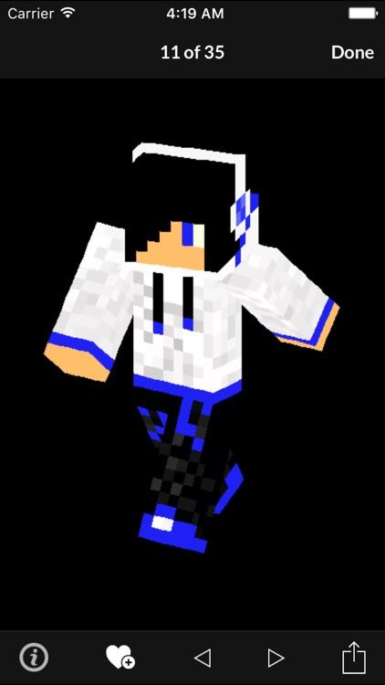 Boy Skin For Minecraft PE