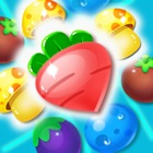 Farm Fruits Mania Bubble- Popular fruits or candy time killer casual game icon