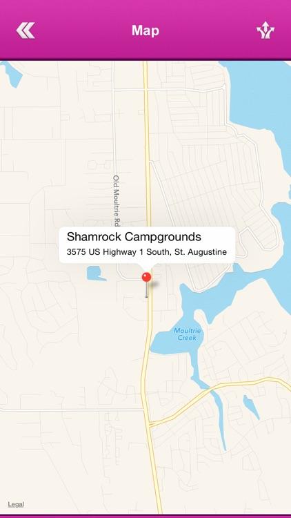 Florida Campgrounds and RV Parks screenshot-4