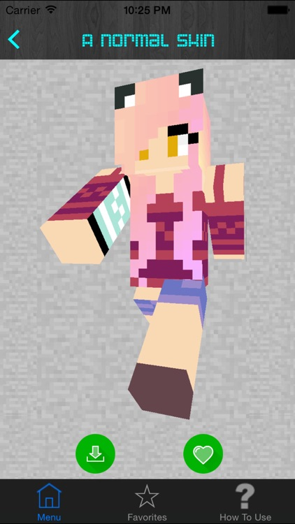 Girl Skins for Minecraft PE (Pocket Edition) - Best Free Skins App for MCPE screenshot-3