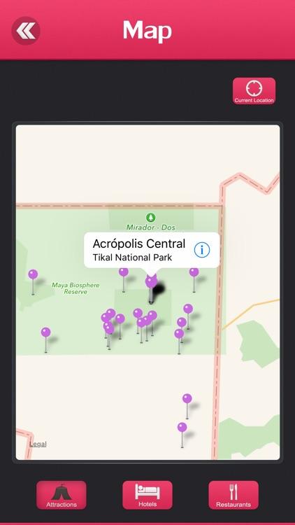 Tikal National Park Travel Guide screenshot-3