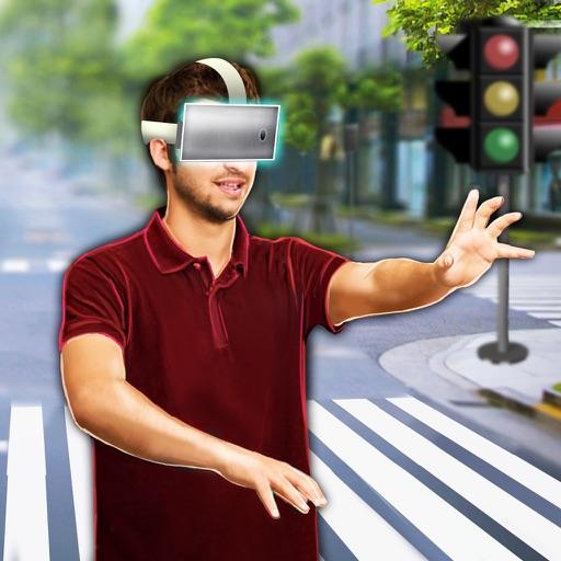 Гулять Виртуальная Реальность Шутка