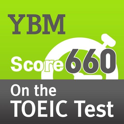 YBM 순간 단어 암기비법(TOEIC® 660점대) iOS App