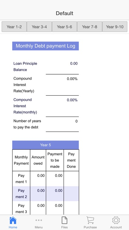 Debt Payoff screenshot-3