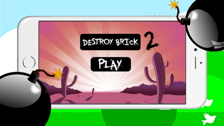 Destroy Brick Pro 2 – The bomb building planning game for fun