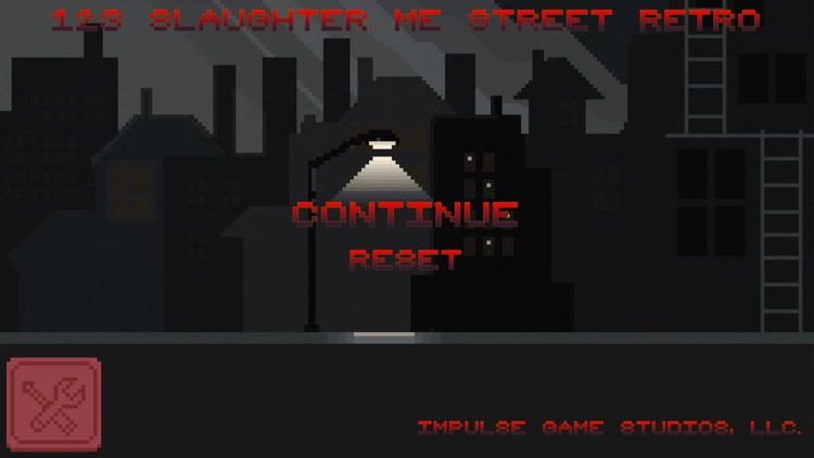 123 Slaughter Me Street Retro
