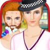 Man Face Care Salon - Makeup, Dressup And Makeover Games